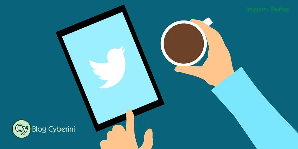 Botão de compartilhamento do Twitter