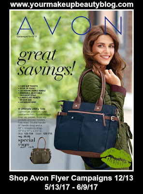 Shop Avon Flyer Campaigns 12/13 Good Through 6/9/17