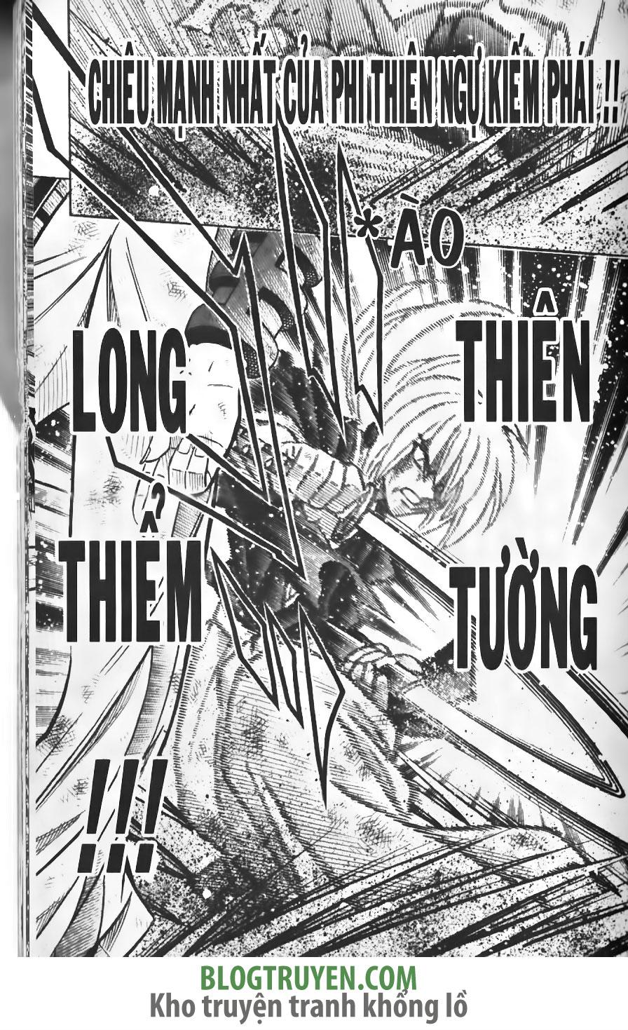 Rurouni Kenshin chap 204 trang 15