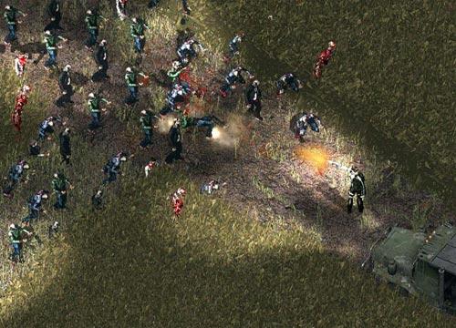 لعبة الاكشن قتال الزومبي zombie shooter 2 تصويب واطلاق نار مجانا