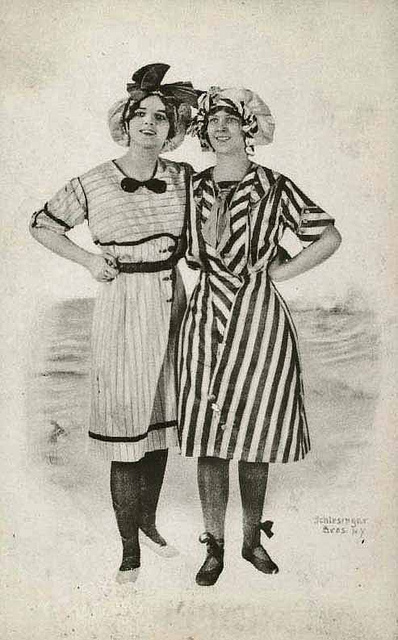 Fashion Of The 1900s Vintage Everyday