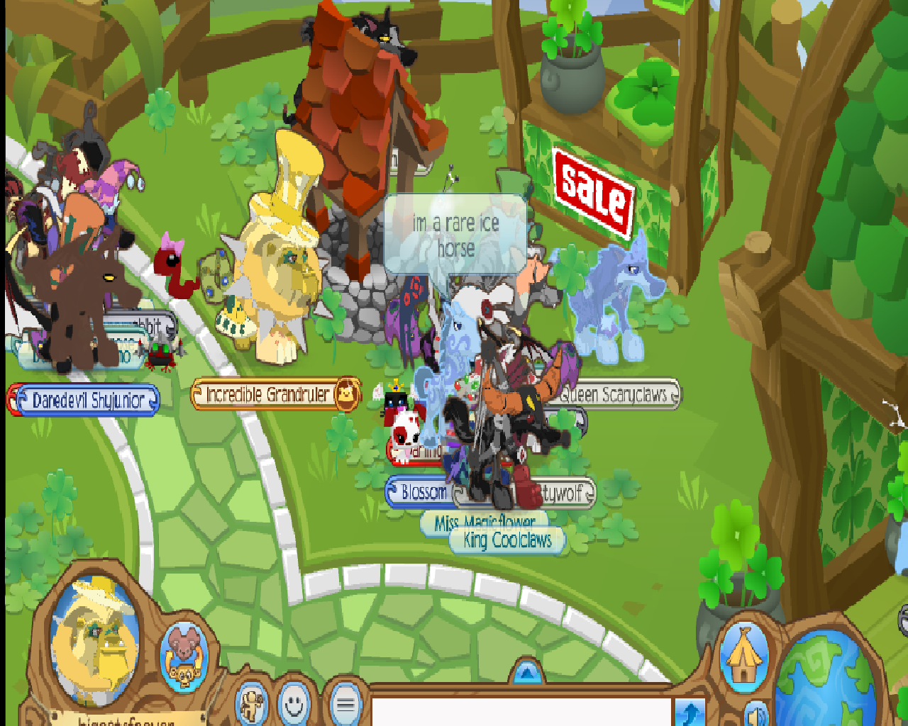 desk and chair animal jam slipper chairs for sale fire lucky party