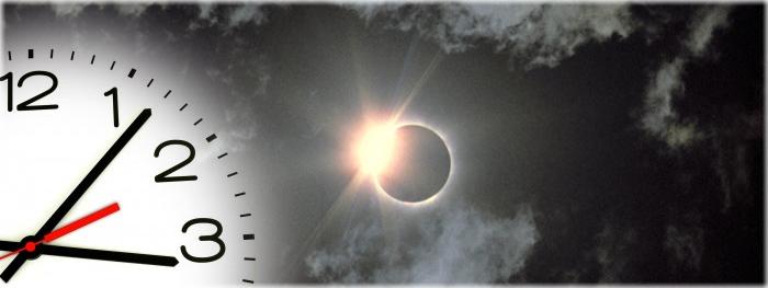 horário do eclipse solar de 21 de agosto de 2017 no Brasil
