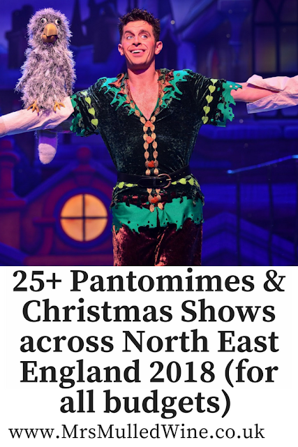 25+ Pantomimes & Christmas Shows across North East England 2018 (for all budgets)