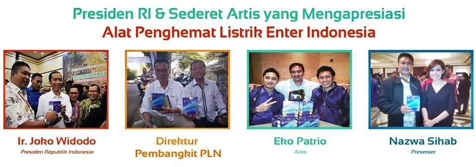 Penghemat Listrik Enter Indonesia
