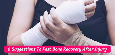 6 Suggestions To Fast Bone Recovery After Injury, energeticreact