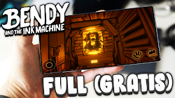 Bendy and the Ink Machine v1.0.829 (Full) Para Android [Apk + Datos]