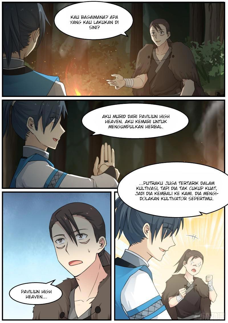 Baca Komik Martial Peak Chapter 20 Bahasa Indonesia Page 6