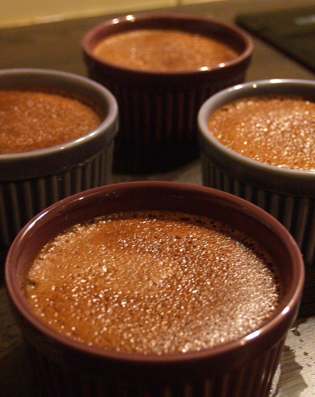Bamby Cuisine Les Petites Cremes Au Chocolat