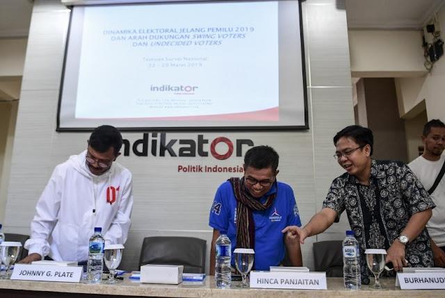 Mayoritas Pemilih Berpendidikan Dukung Prabowo-Sandi