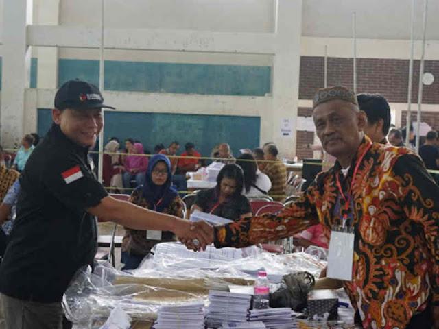 Sudah Ingatkan KPU, Abhan Kecewa Temukan Surat Suara Tertukar di Semarang