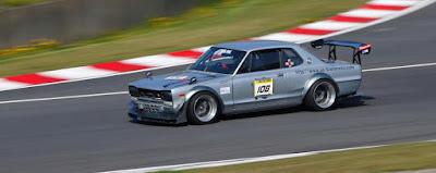 Nissan GT-R Skyline Hakosuka PGC-10PGC-10 Racing Car