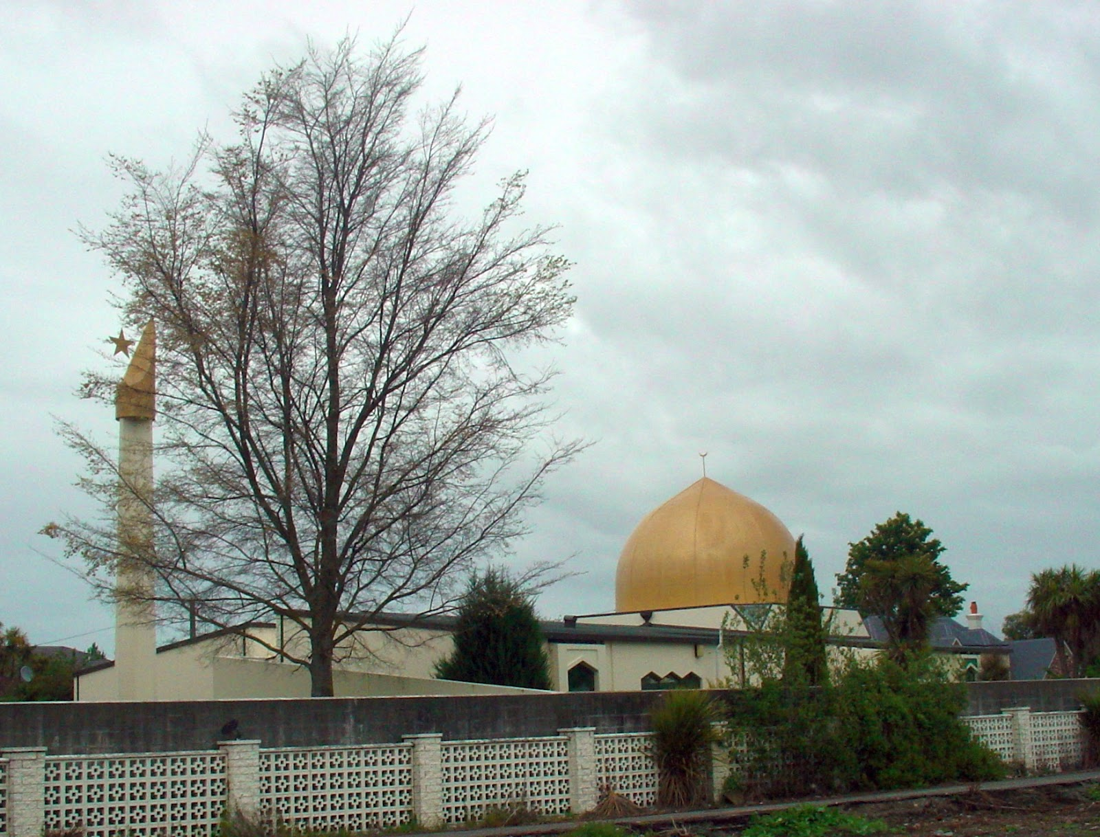 Welcome To The Islamic Holly Places: Canterbury Mosque