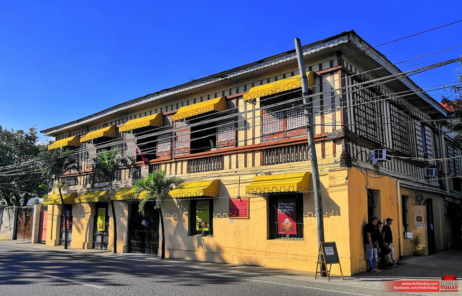 Avanceña-Camiña Balay nga Bato in Arevalo, Iloilo City