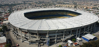 Estadio Jalisco, mejor estadio México 2017