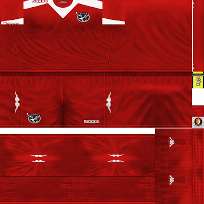 PES 6 Kits Nambia National Team Season 2018/2019 by WindowOp Kitmaker