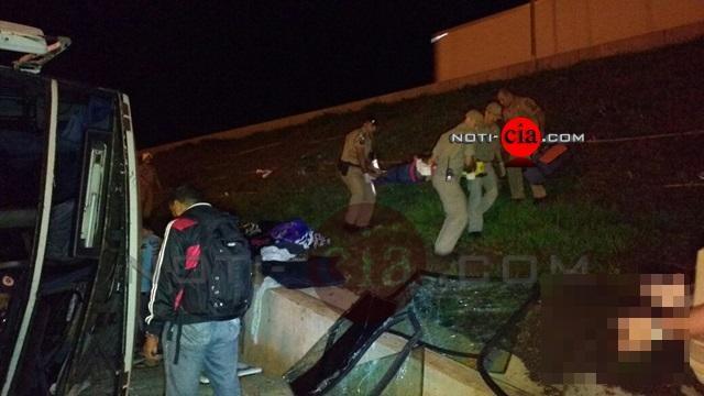 Paraibano morre e várias pessoas ficam feridas em tentativa de assalto a ônibus de sacoleiros