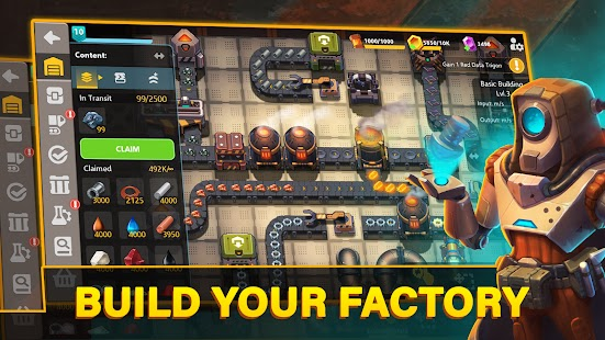 Sandship: Crafting Factory Apk Free on Android Game Download