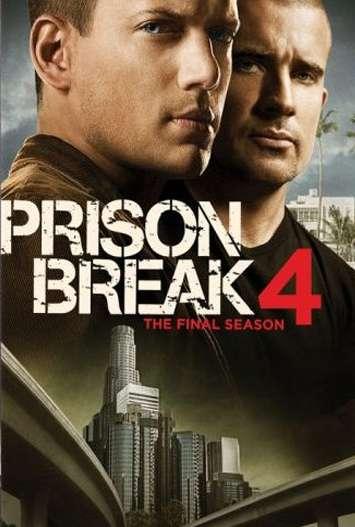 Prison Break Temporada 4 Completa Español Latino