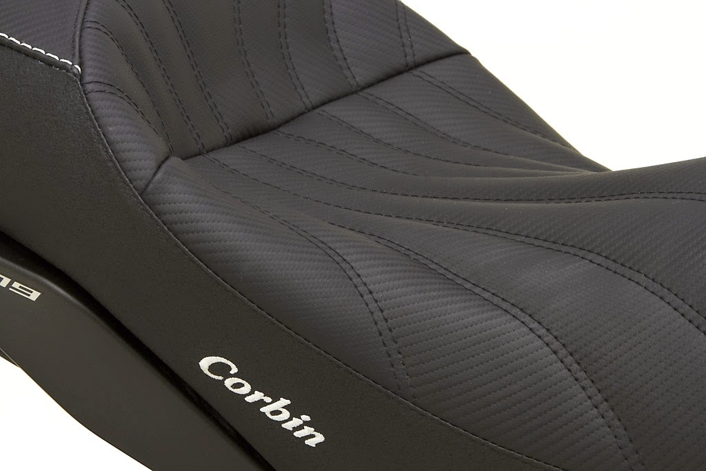 A Corbin Says What?: Who's There? Custom Corbin Seat ...