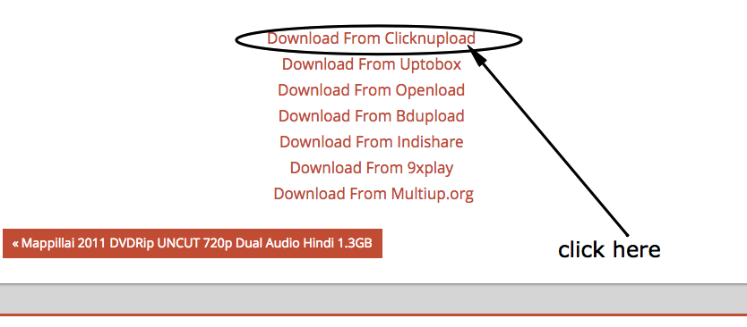 How to Download Files from Clicknupload