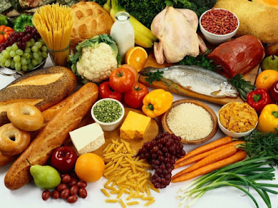 Mediterranean food and its ingredient