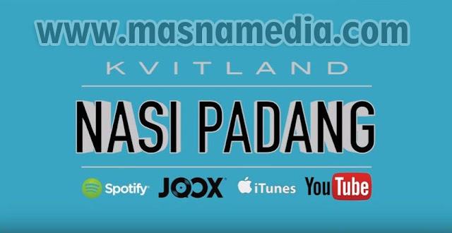 Ini Lagu Nasi Padang yang Dinyanyikan Oleh Kvitland, Warga Norwegia