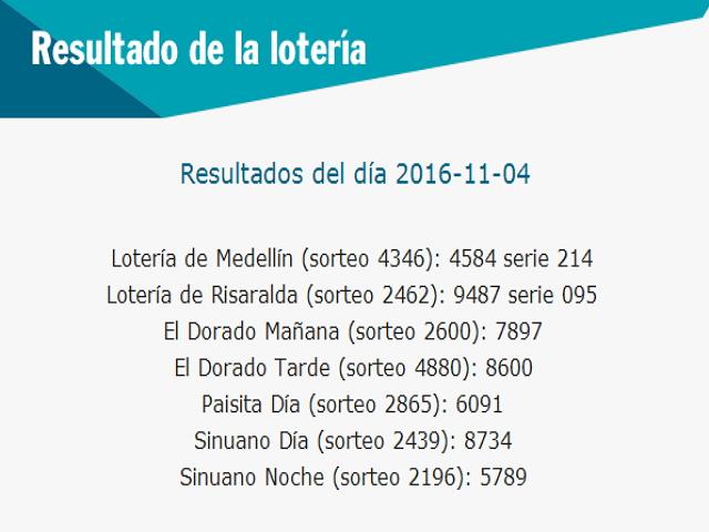 Resultado de la Lotería: Resultado-De la-loteria-de-colombia-04-de ...