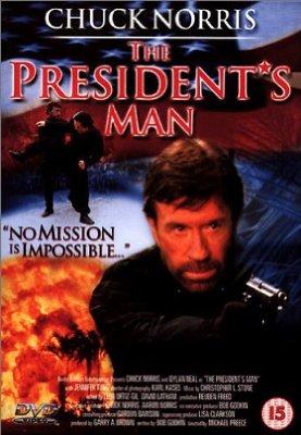 the president's man - Chuck Norris   wushu clips