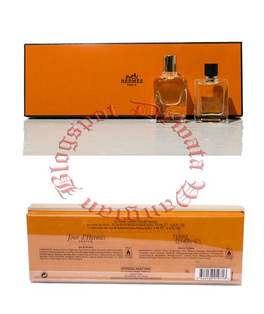 Hermes Deluxe Mini Set