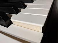 Kawai CA48 keyboard pictures