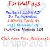FortAdPays Obten 220% ROI De Tu Inversion..