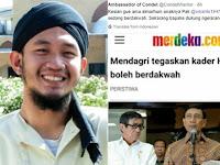 Ironis, Anaknya Meninggal Saat Dakwah, Wiranto Malah Larang HTI Berdakwah