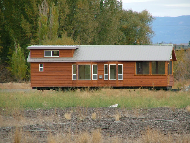 The Watson From Rich's Portable Cabins