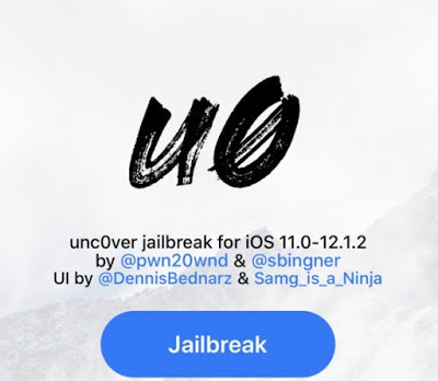 How to jailbreak iOS 12 - 12.1.2 Using UnC0ver Jailbreak