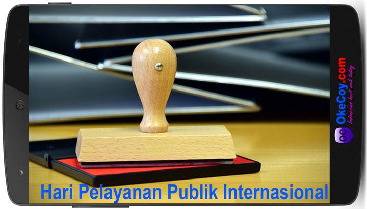 maksud tujuan hari pelayanan publik internasional