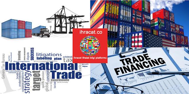 uluslararası ticaret finansmanı