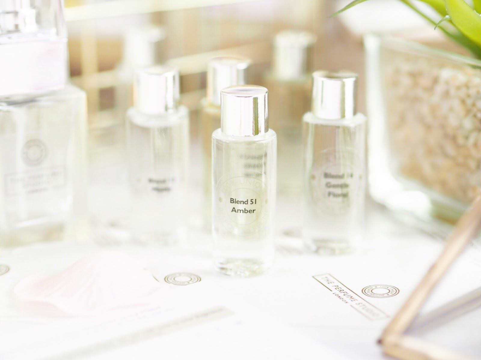 Making Your Own Perfect Perfume For Mother's Day - Lady Writes