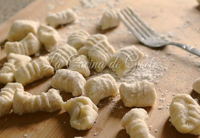 Gnocchi de Papas (patatas)