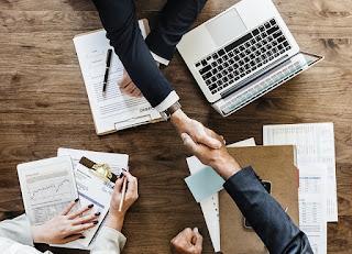 business partner relationship