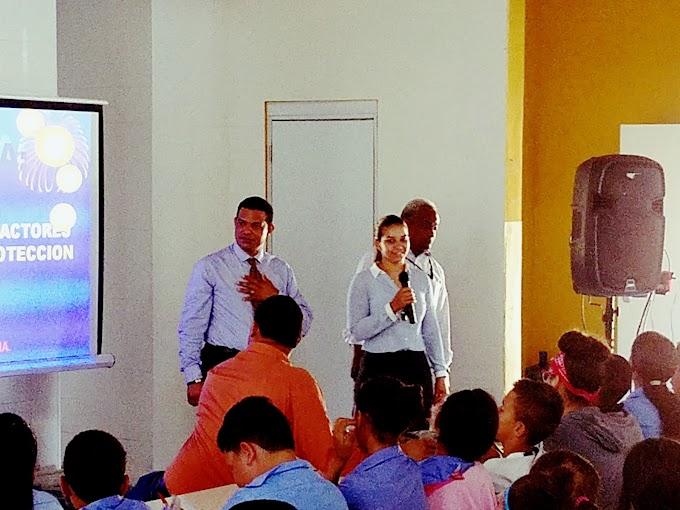 Departamento de Orientación y Psicologia realizan varias actividades.