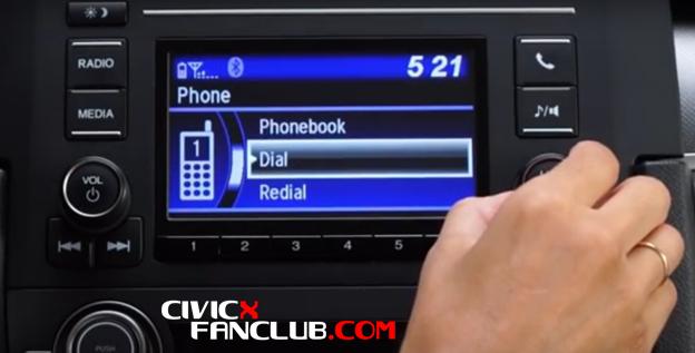 How To Connect Car Bluetooth Setup Honda Civic X 2017? - Setup Guide »