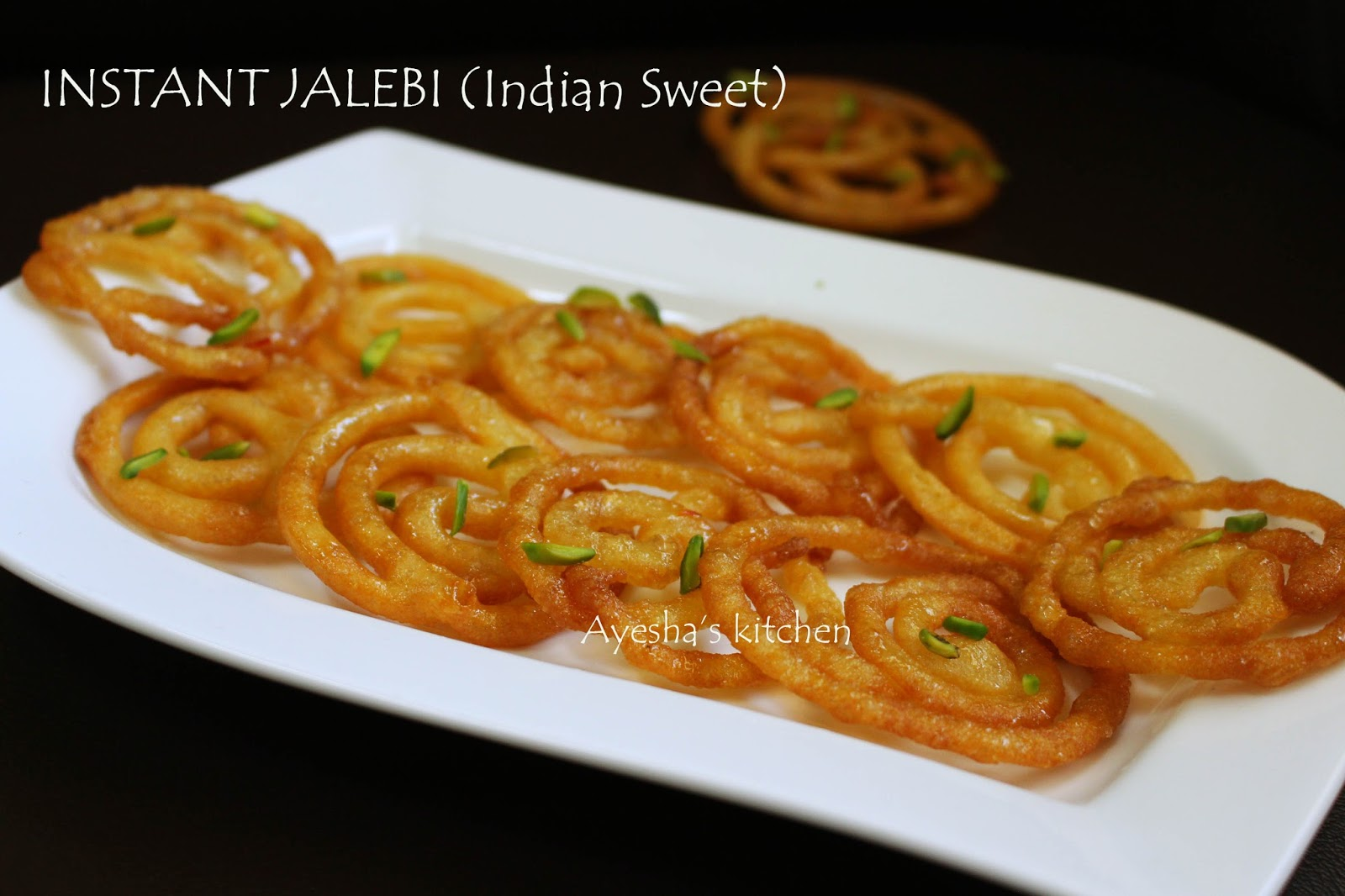 Instant jalebi recipe how to make crispy crunchy jalebi in 15 minutes simple jalebi recipe forumfinder Image collections