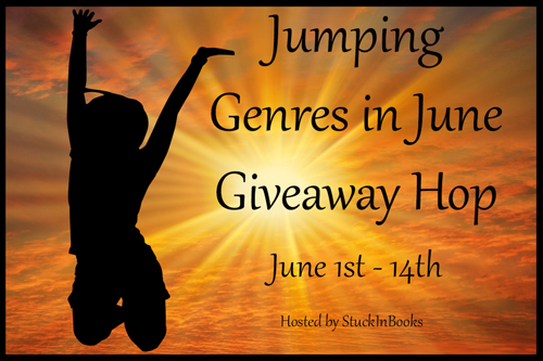 http://www.stuckinbooks.com/2014/05/jumping-genres-in-june-giveaway-hop.html