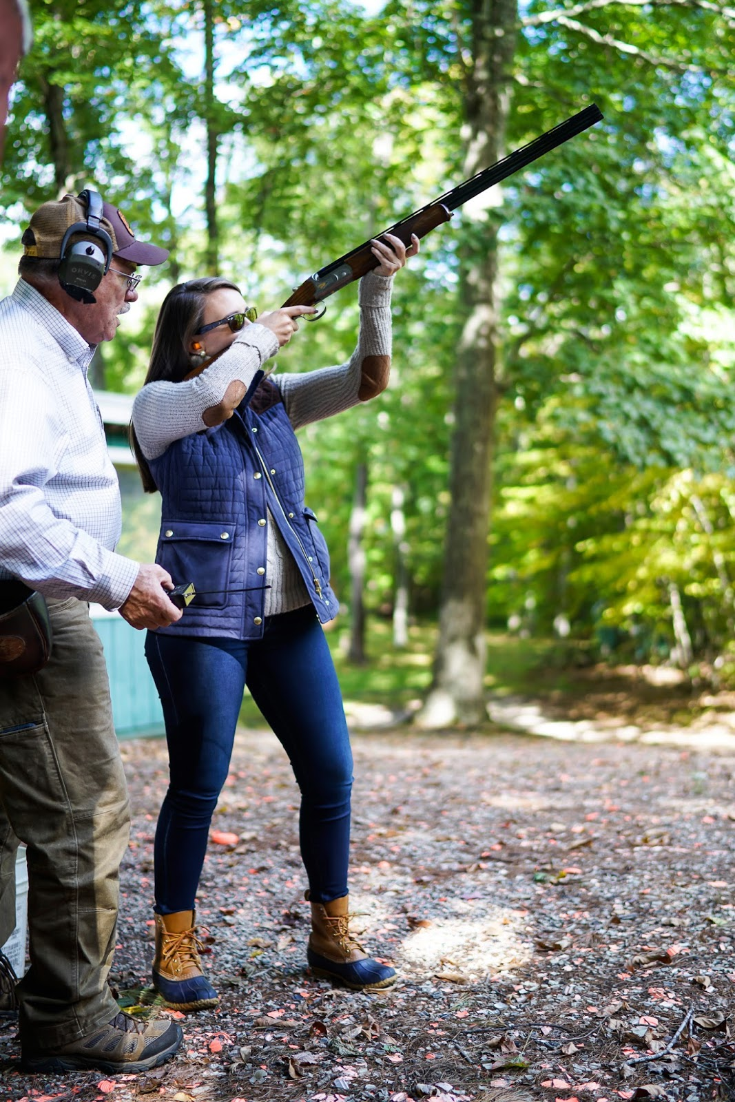 Orvis Shooting School New York City Fashion And