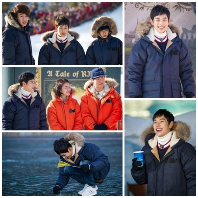 Lingy's Soul Searching: Running Man Epi 282 - A Winter's