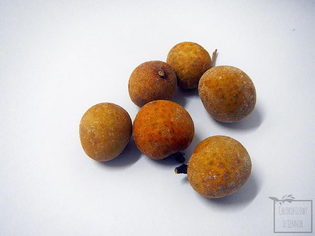 Owoce longana (Dimocarpus longan), wygląd, smak, nazwa, zdjęcia, nasiona, gdzie są uprawiane. Longan pestka