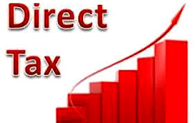 Direct tax collection in financial year 2018-19
