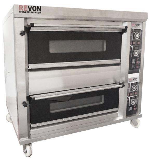 Harga Oven Deck Otomatis Oven Gas Stainless Sistem