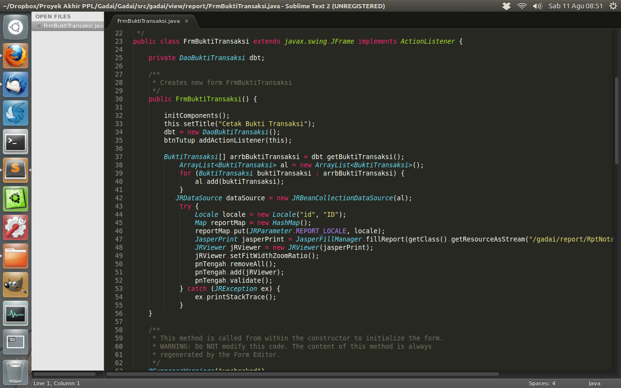 Sublime Text 2: A Sophisticated Code Editor for Linux, Install It on